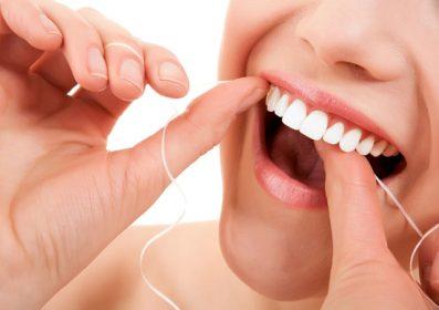 Fogselyemmel a tiszta fogsorért